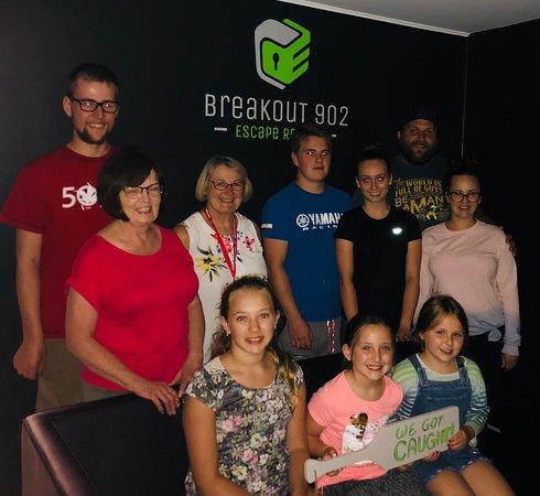 Breakout 902 Escape Rooms