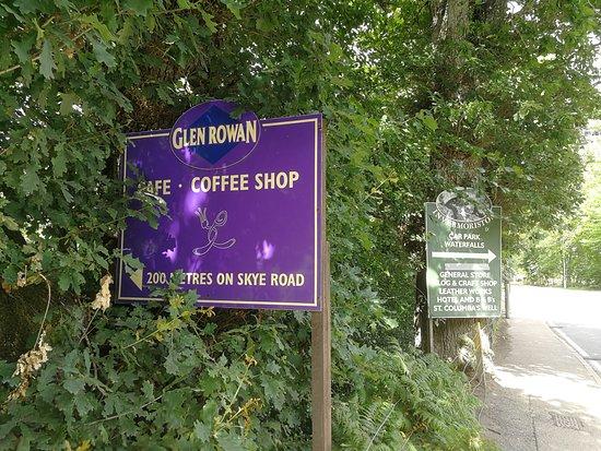 Glen Rowan Cafe: Don't miss it!!!