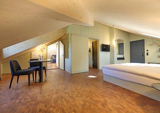 Weissbad, Suíça: Familienzimmer