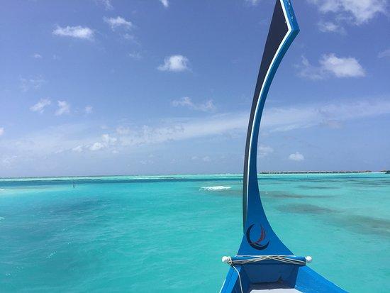 Extreme Maldives: blue everywhere