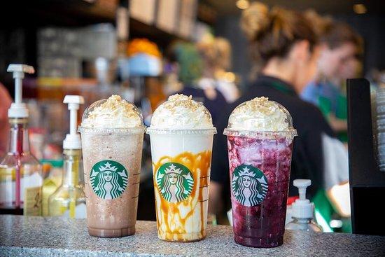 Starbucks Coffee Blagnac张图片