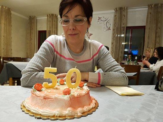 Sant'Angelo dei Lombardi, إيطاليا: E sono 50! 🥂