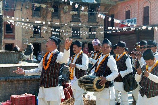 Bungamati - Picture of Vistas Himalaya Tours & Travels