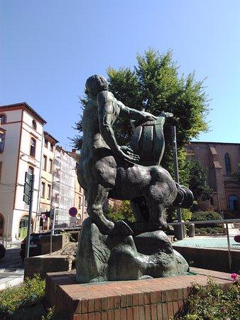 Bourdelle - Le dernier Centaure