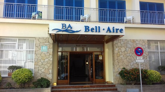 Bell Aire Hotel Photo
