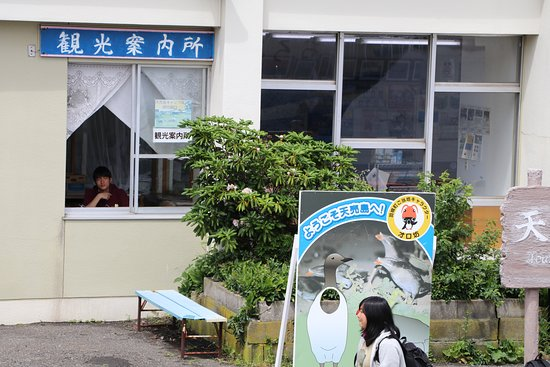Haboro-cho, Nhật Bản: 観光案内所