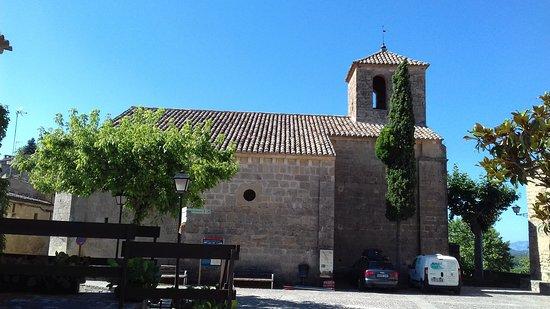 Esglesia de Santa Maria de Talamanca