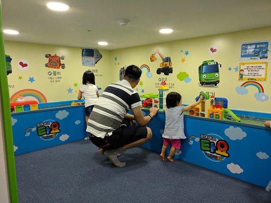 Tayo Kids Cafe - Jeju Yongdam