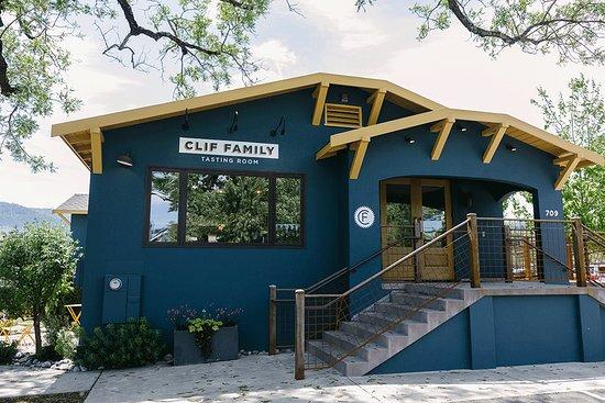 Clif Family Tasting Room