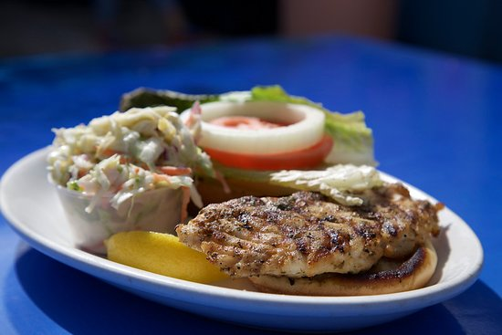 Crabby Bill's: Only real Grouper served here, folks!