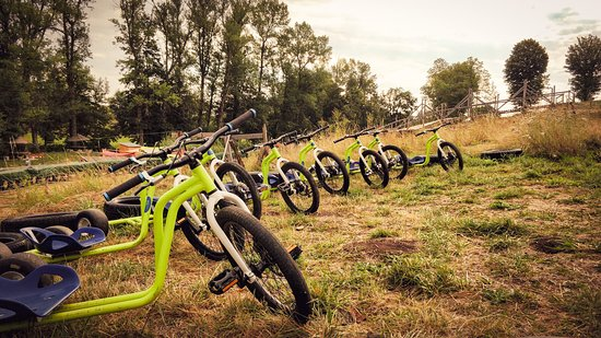 Loudes, Frankreich: Nos Drifts Trike tout terrain