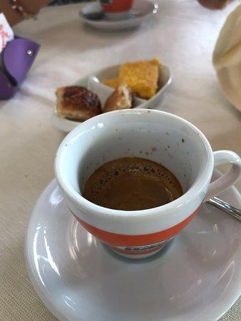Cressogno, Италия: caffè