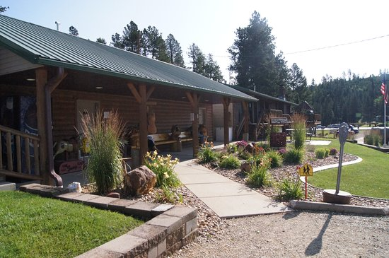 Hidden Valley Campground : Guest bathrooms