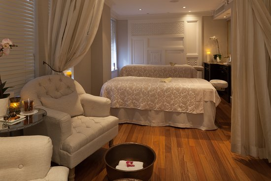 The Spa Valmont for Plaza Athenee