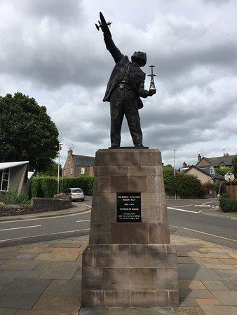 Sir Robert Alexander Watson-Watt Statue