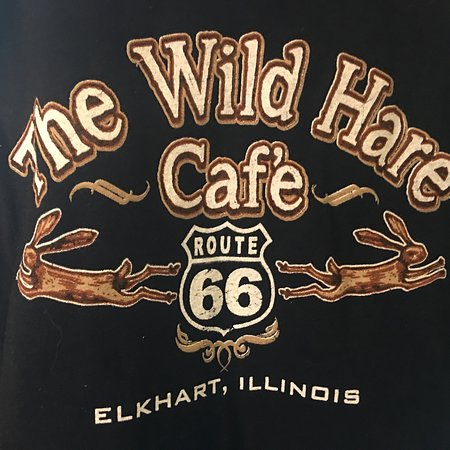 Elkhart, IL: The Wild Hare Cafe