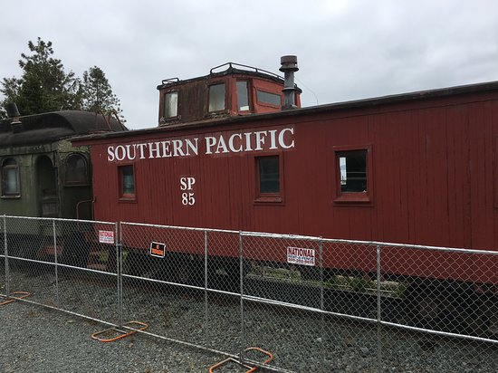 Oregon Coast Scenic Railroad (Garibaldi) - Updated 2019