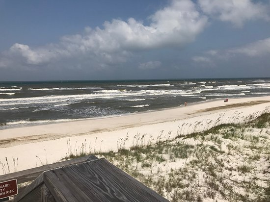 Beach Was Closed For Rip Tides Picture Of St Joseph Peninsula