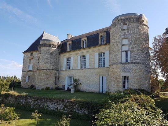 Saint-Emilion, Frankrike: Chateau