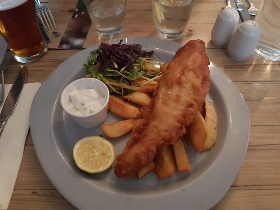 Killearn, UK: Fish & Chips