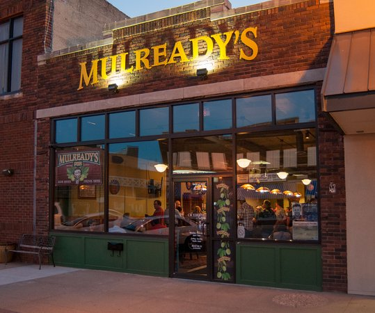 Emporia, KS: Mulready's front door on Commercial St