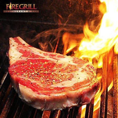 Firegrill Restaurant & Bar Montreal: Entrecote