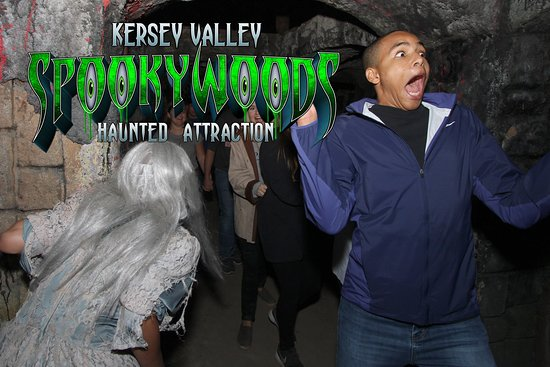 ‪Kersey Valley Spooky Woods‬