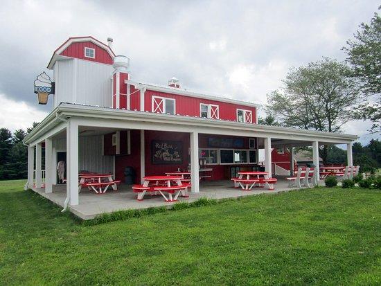 Great Ice Cream Review Of Red Barn Milk Ringoes Nj Tripadvisor