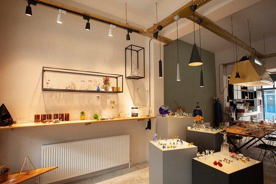 1200 Derece Glass Studio