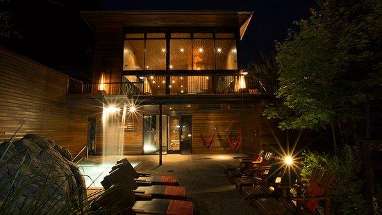 Rawdon, Kanada: Design éco-responsable