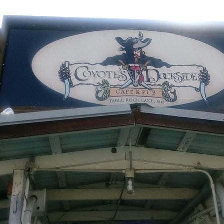 Coyote's Dockside Cafe & Pub: photo0.jpg