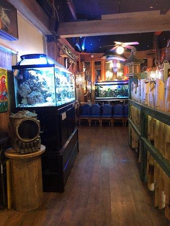 Sea Hut: Cute decor