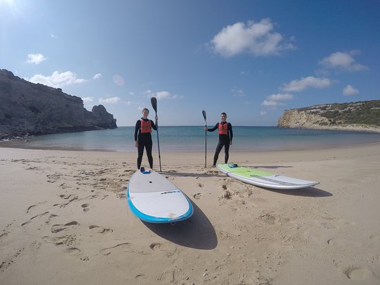 Raposeira, Portugal: SUP Tour Funridesup Algarve