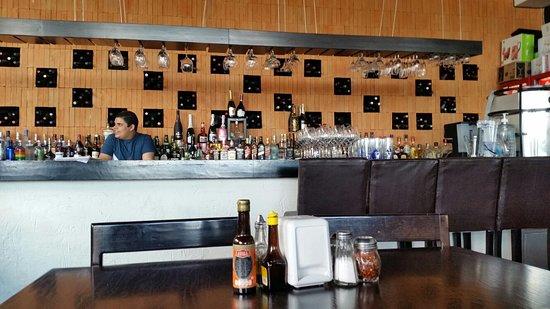 La Piedad, Μεξικό: El bar!