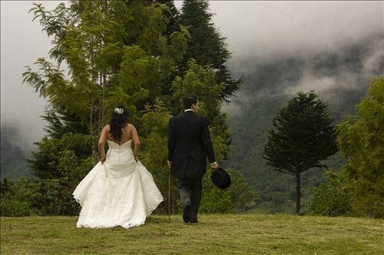 Yunguilla, Эквадор: the best view for our wedding