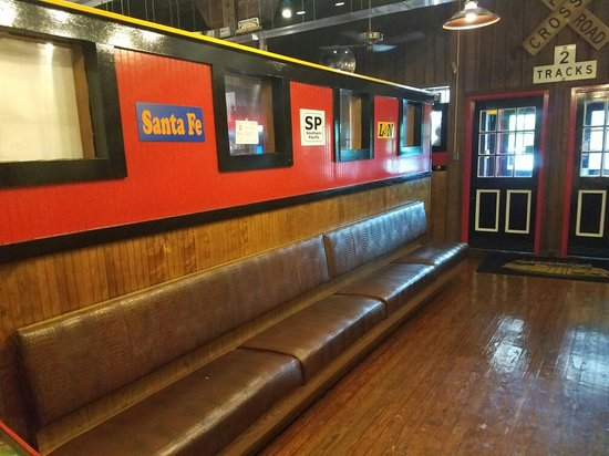 Claremont, Carolina do Norte: Foyer