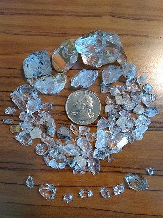Ace Of Diamonds Mine Photo