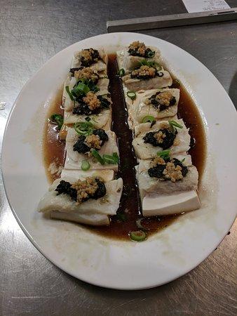 Thornlie, Australië: Dalian Fish and Tofu plate