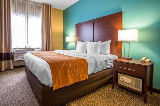 Schiller Park, إلينوي: King suite