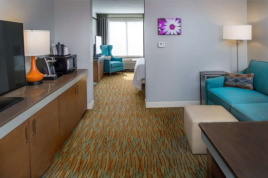 Hilton Garden Inn St. Louis/O'Fallon: Guest room