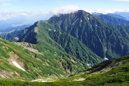 Mt.Karamatsudake