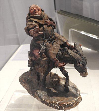 C.M. Russell Museum: Friar Tuck