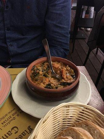 All'Antico Ristoro di Cambi: sopa