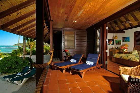 Union Island: Guest room