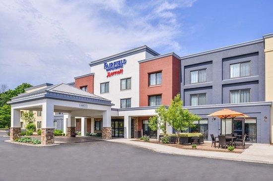 Fairfield Inn Suites Rochester West Greece Rochester UnitedStates
