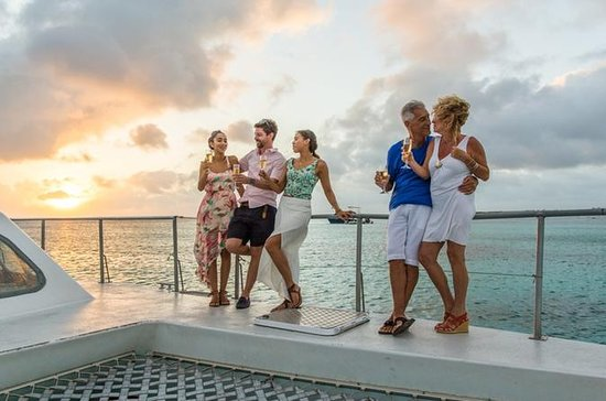 Aruba Dinner Cruise en catamaran