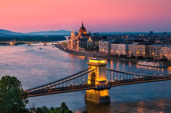 Dinercruise op de rivier de Donau in ...