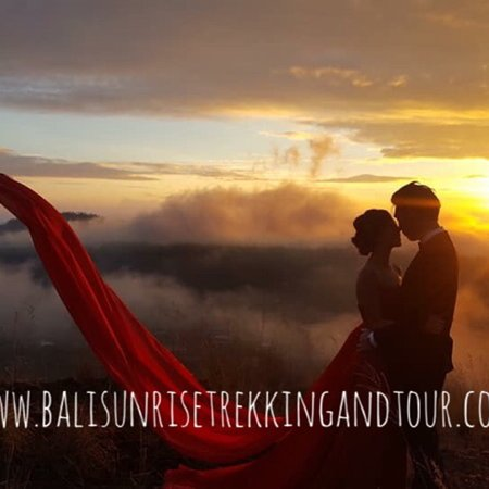 Bali Sunrise Trekking and Tour