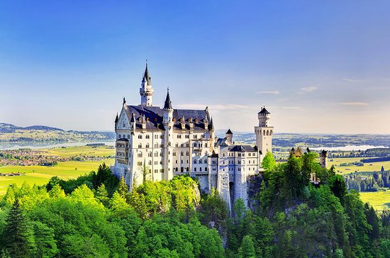 Neuschwanstein Castle Excursion from...