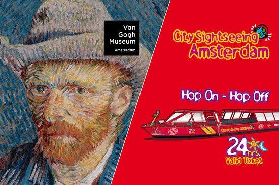 Amsterdam Super Saver: Museu Van Gogh...